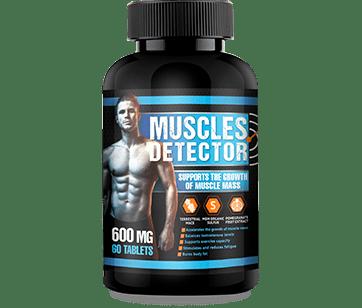 Muscles Detector Opinie, Efekty, Skład, Cena