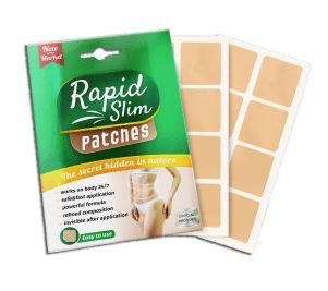 Rapid Slim plastry recenzje, opinie, forum, test 2021, składniki, jak stosować, jak działa, cena, gdzie kupić, allegro apteka czy producent