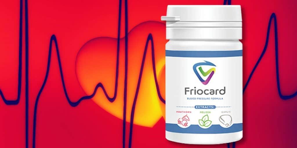 FrioCard pomaga w utrzymaniu odpowiedniego ciśnienia krwi