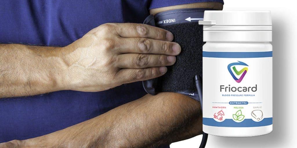 regularnie badaj ciśnienie krwi a jeśli jest za wysokie możesz wyregulować je tabletkami friocard