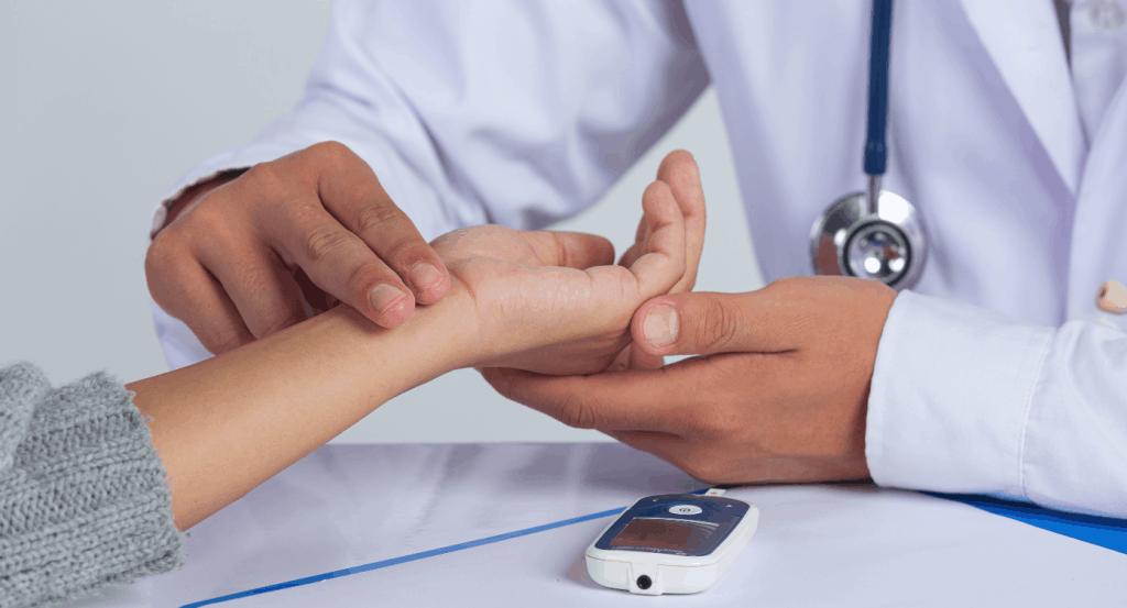bez zastrzyków przy cukrzycy Insulevel na obniżenie poziomu cukru cukrzycę